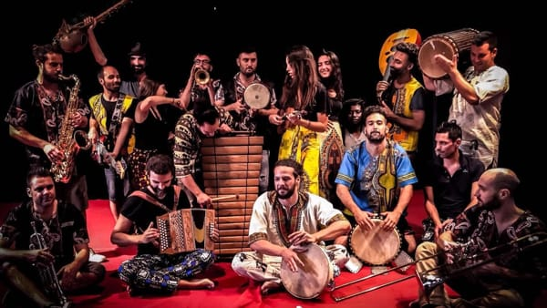 Circular Music Afro Festival a Tricase