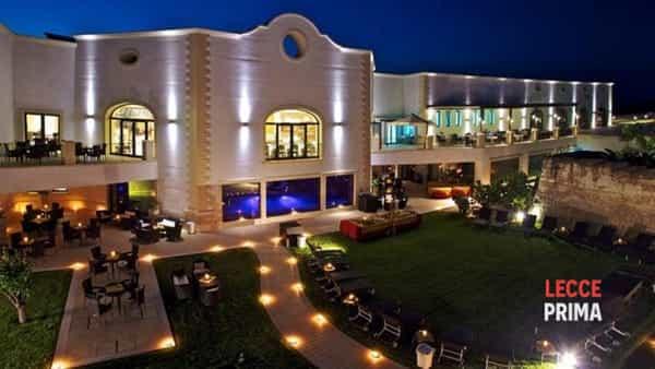 Capodanno all'Acaya golf resort di Lecce