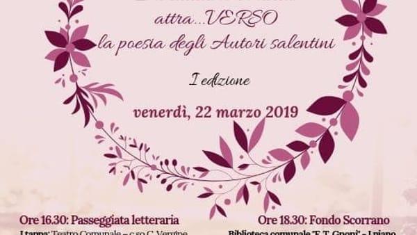 Verso la poesia degli autori salentini: l'evento a Tuglie