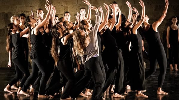 Iscrizioni al campus di danza contemporanea Uni-Tanz