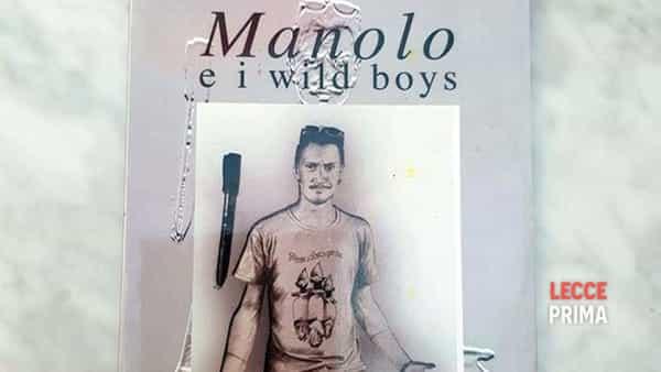 """""""Manolo e i wild boys"""": l'ultimo libro di Giulia Reale"""