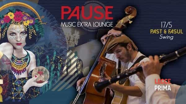 """Pause"" ospita Past & Fasul in concerto"