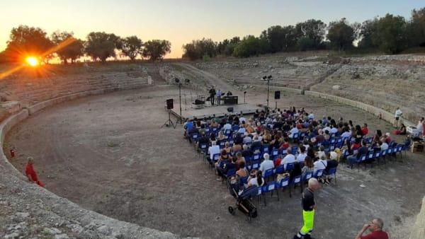 Rudiae sotto le stelle al Parco Archeologico