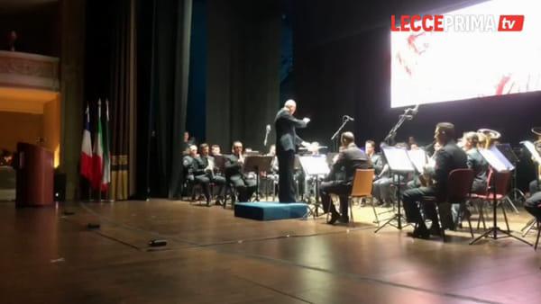 Video | Al Teatro Apollo la consegna di dodici brevetti di pilota militare