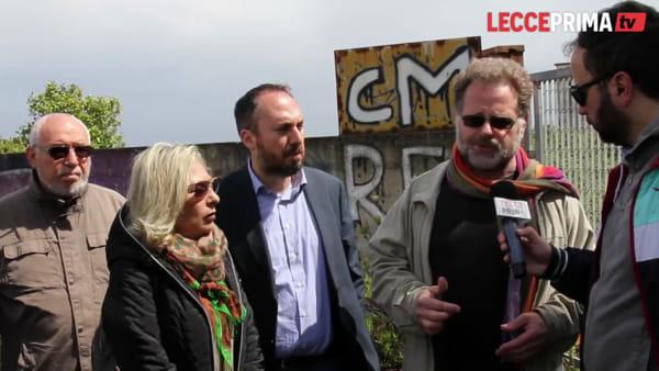 Video | Spento dal 1989, l'ex inceneritore della Saspi preoccupa ancora