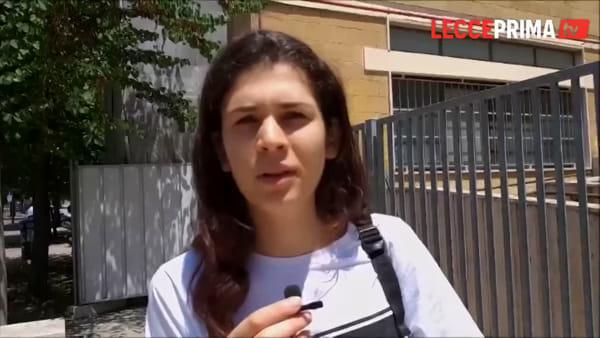 Video | Maturità, come hanno affrontato la prima prova gli studenti leccesi?