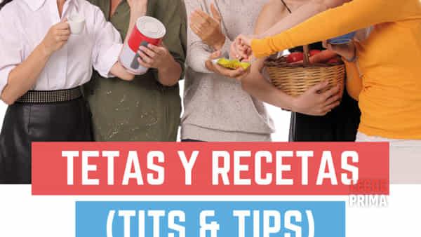 Tetas y Recetas: una commedia multilingue
