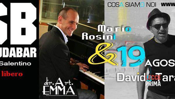 """""""Cosa siamo noi"""": live di Davide tTarantino al Torre Suda Bar"""