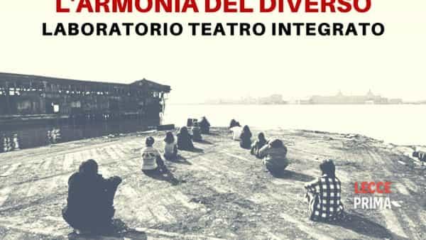 Laboratorio di teatro integrato con Chiara D'Ostuni