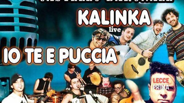 Io, te & Puccia, Cesko e Kalinka a Collepasso