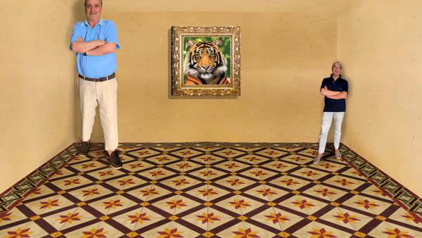 """Torna nelle mura di Palazzo De Marco a Maglie la quarta edizione della mostra """"Arte interattiva 3D"""""""
