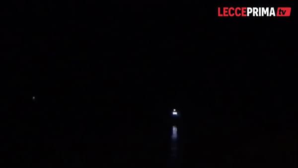 Video | Sub disperso: ricerche in corso nelle acque di Tricase Porto