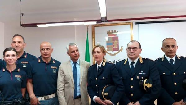 Video | Nuovi distintivi di qualifica della Polizia di Stato: presentati a Lecce