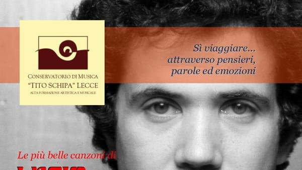 """""""Sì viaggiare"""": il concerto in ricordo di Lucio Battisti"""