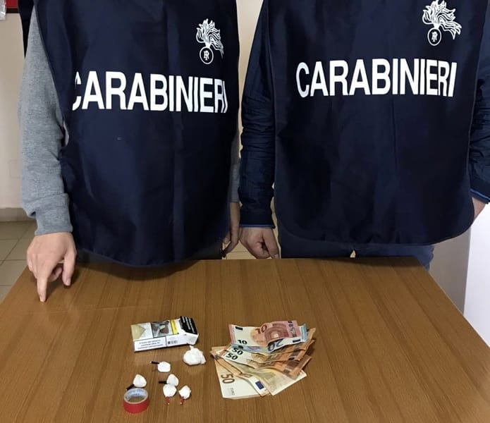 NOR Casarano Droga_