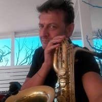 Fulvio Palese con sax baritono-2