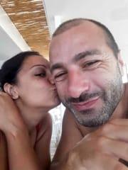 Ilaria Rizzo e Giuliano De Santis-2