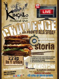 Kingallo medieval pub