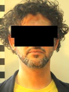 Comunicato stampa Arrestato Volante FOTO R.S. 74-2